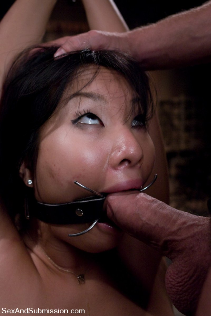 Asian bdsm sex and submission
